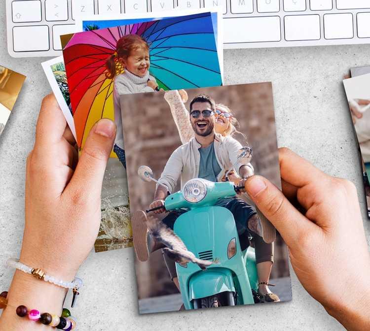 انتخاب سبک های مختلف چاپ عکس