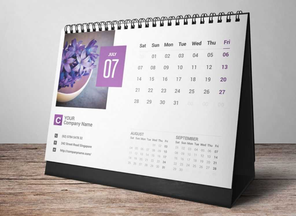 تقویم رومیزی، بازاریابی مقرون به صرفه