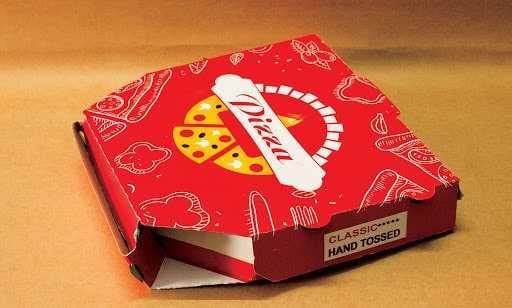 جعبه پیتزا های جدید
