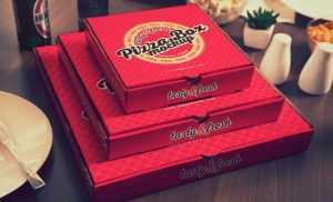 چرا چاپ روی جعبه پیتزا مهم است