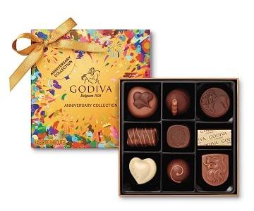 بستهبندی خاص شکلات تلخ و شیرین