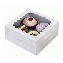 جعبه شیرینی خانگی ویژه