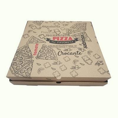 جعبه پیتزا ایتالیایی