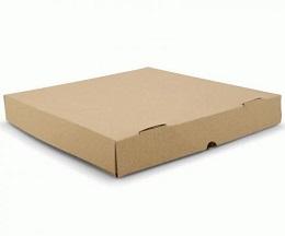 جعبه پیتزا خام و آماده