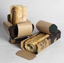 جعبه سازی ساندویچ