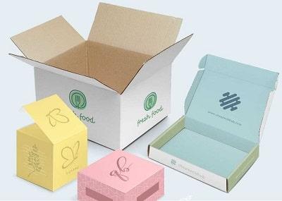 چاپ جعبه مقوایی در تهران