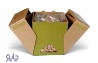 کارتن سازی برای بسته بندی خشکبار